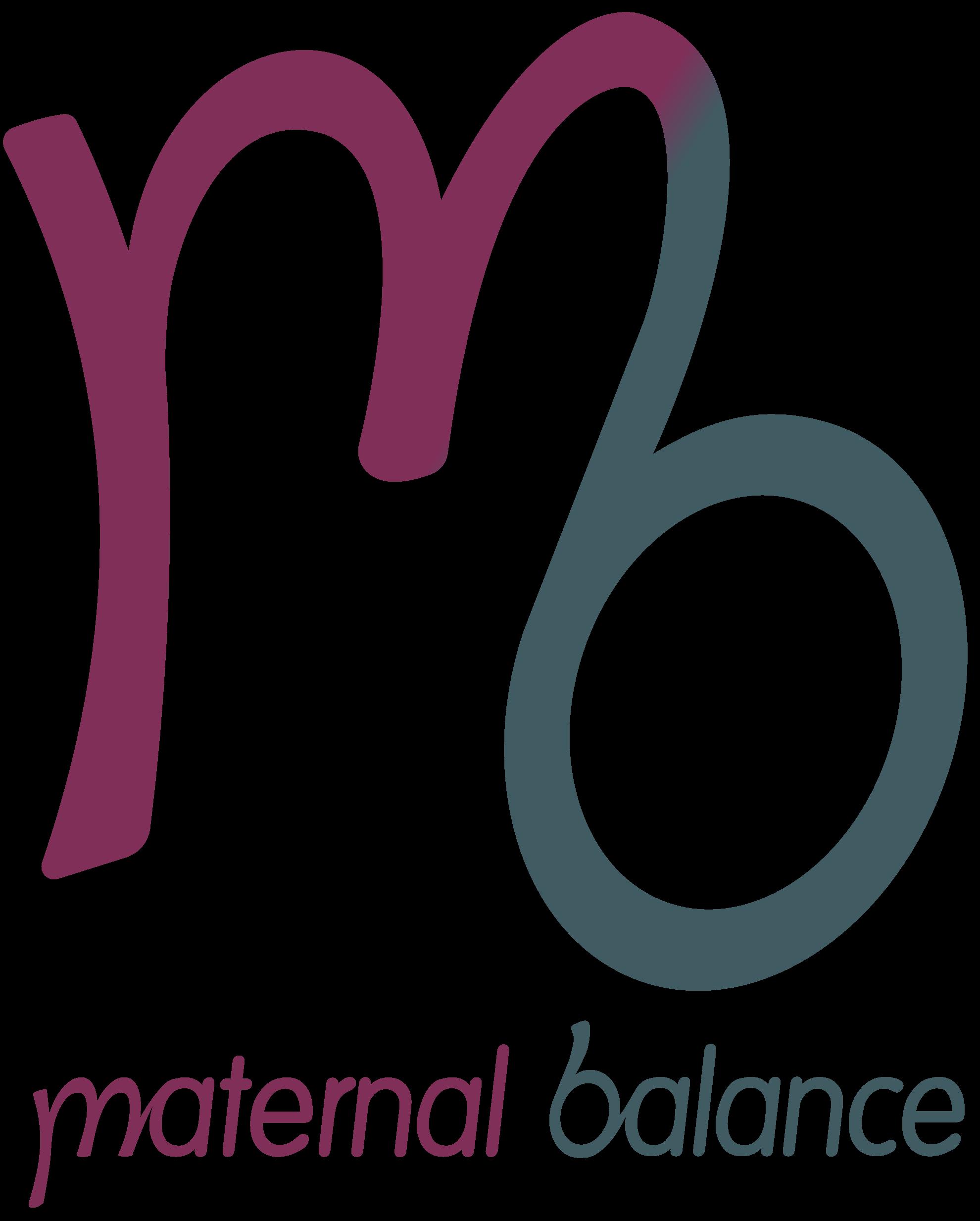 Maternal Balance Logo